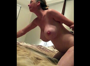 Homemade stripping videos
