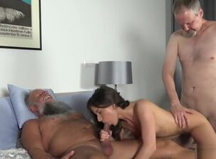 Old fuck young porn