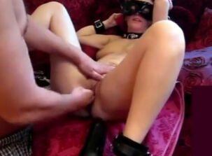 Anal slave wife