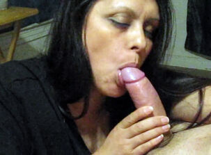 Cock sucking husband